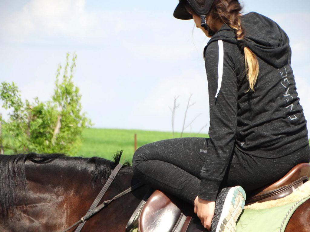 Equester - prima lectie de echitatie