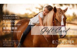 Voucher calarie-Equester-copii w